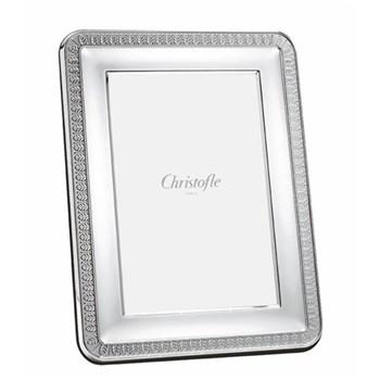 "Malmaison Photograph frame, 18 x 24cm (7 x 9 1/2""), Christofle silver"
