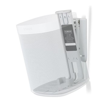 Sonos One Wall mount, white