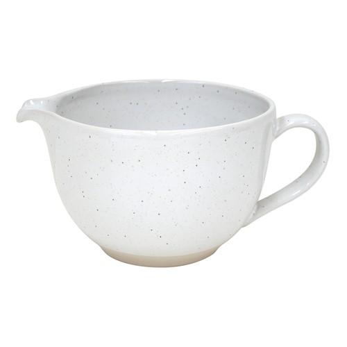 Fattoria Batter bowl, L26 x W18.5 x H13cm, White