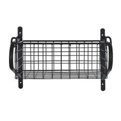 Small hanging basket, W30.5cm, black