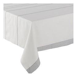 Couture Tablecloth, W170 x L250cm, white