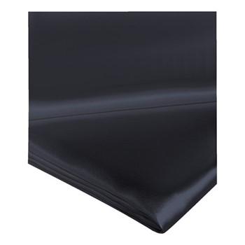 Signature King size flat sheet, 280 x 310cm, charcoal