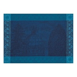Symphonie Baroque Set of 4 placemats, 54 x 38cm, dusk