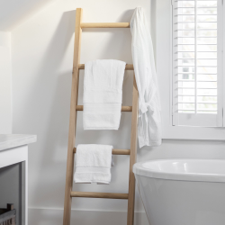 Hambledon Towel ladder, oak