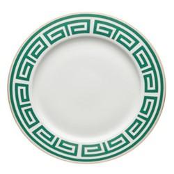Labirinto Plate, 28cm, smeraldo