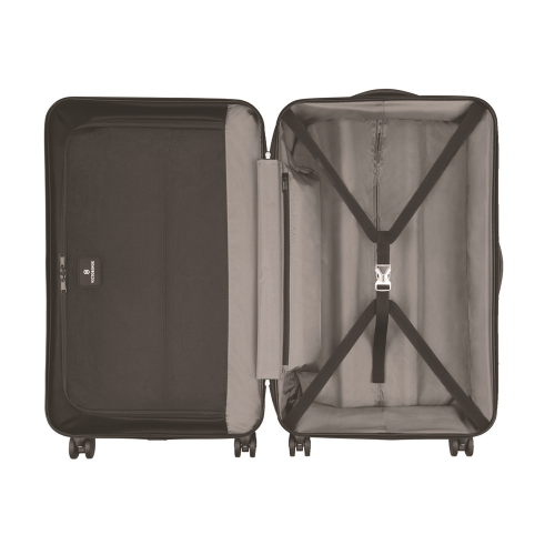 Spectra 2.0 Travel case, 27 x 47 x 75cm, Black
