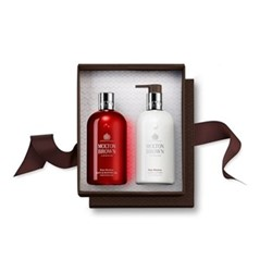 Rosa Body wash & body lotion set, 300ml