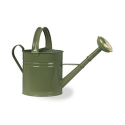 Greengage Watering can, 10 litre, green