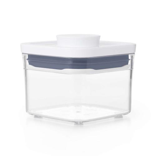 POP Small square mini container, 0.4L