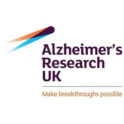 Alzheimer's Research UK donation