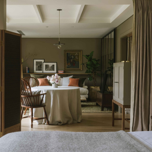 Gift Voucher towards one night at Heckfield Place for two, Hampshire