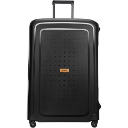S'cure Eco Spinner suitcase, 75 x 52 x 31cm, Black