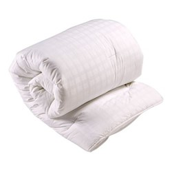 Superior Soft Touch Anti-Allergy - 10.5 Tog Double duvet, L200 x W200cm, white