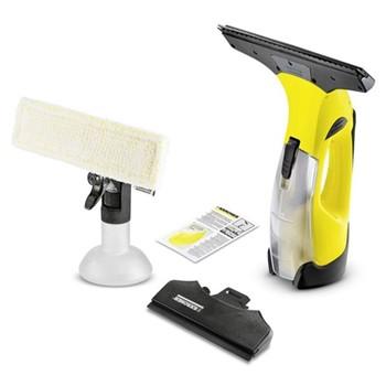 WV5 Premium Window vacuum cleaner, H34 x W28 x D13cm, yellow & black