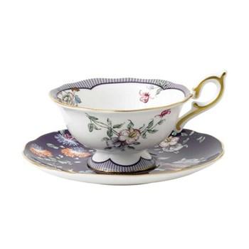 Teacup and saucer 15cl
