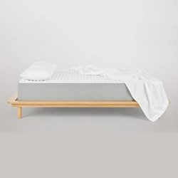 The Memory One Super king size matress, H25 x W180 x D200cm