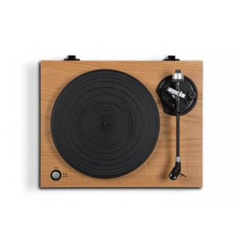 RLINE-RT100 Two speed USB turntable, H14 x W44.8 x D36.6cm	, natural