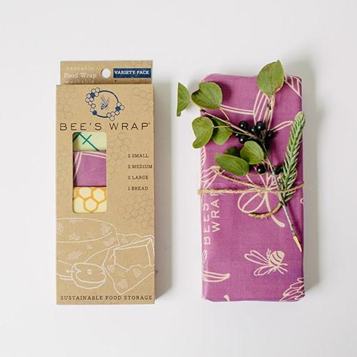 Veganwrap, Variety 7 Pack
