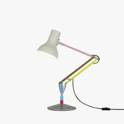 Type 75 - Paul Smith Edition 1 Mini desk lamp, Multicolour