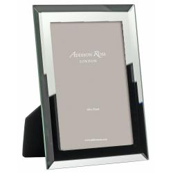 "Bevelled Glass Photograph frame, 8 x 10"", Glass"