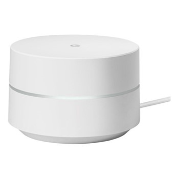 Google Wifi Whole Home System, Single Unit, white