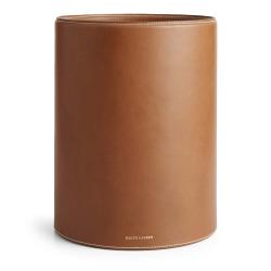 Brennan Waste bin, H33 x D26cm, Saddle