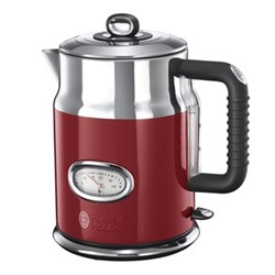 Retro - 21670 Jug kettle, red
