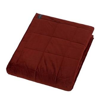 Velvet bedspread W240 x L200cm