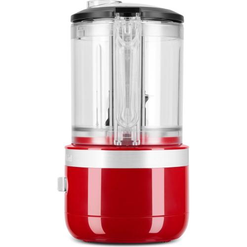 Cordless food chopper, Empire Red, 264cm