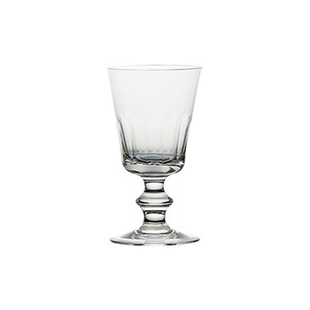 Antoine Set of 6 red wine glasses, 15cl, clear