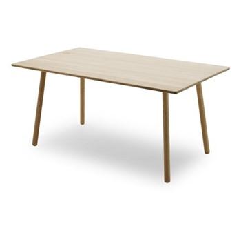 Georg Dining table, L155 x W90 x H73cm, oak