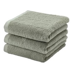 London Hand towel, 55 x 100cm, thyme