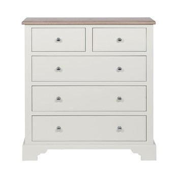 Tall chest of drawers W100 x D47 x H105cm