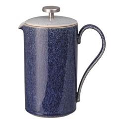 Studio Blue Cafetiere, H21.5cm - 1.15 litre, cobalt