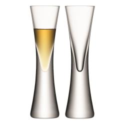 Moya Pair of liqueur glasses, 50ml, clear