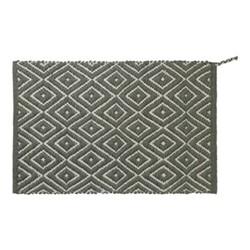 Small rug, 60 x 90cm, army