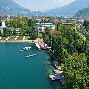 Gift Voucher towards one night at The Lido Palace for two, Lake Garda