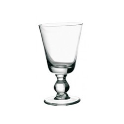 Bocage Set of 6 water glasses, 25cl, clear