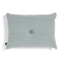 Steelcut Trio 1 Dot Cushion, H45 x L60cm, mint