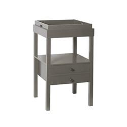 Bedside table W45 x D45 x H75cm