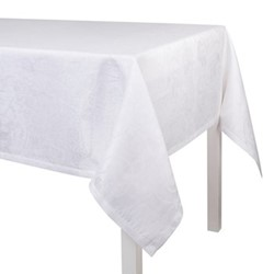 Tivoli Tablecloth, 175 x 320cm, white