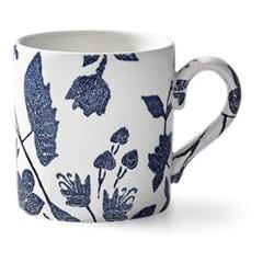 Burleigh - Garden Vine Mug, 12 x 9 x 9cm - 375ml, indigo