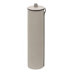 Prometeo Giant match holder, 31.5 x 7.5cm, Grey