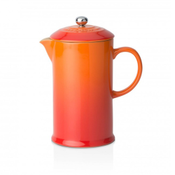 Stoneware Cafetiere, 1 litre, Volcanic