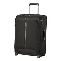 Popsoda Upright suitcase, 55 x 40 x 20cm, black