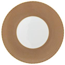 Tresor American dinner plate, 27cm, beige