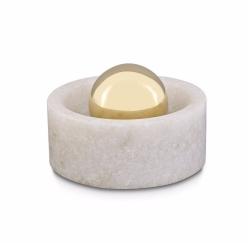 Stone Spice grinder, D13 x H8cm, Stone