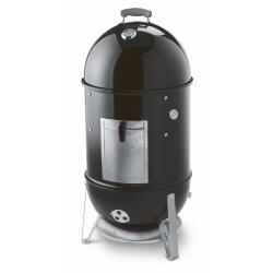 Smokey Mountain Charcoal Barbecue, 47cm, Black