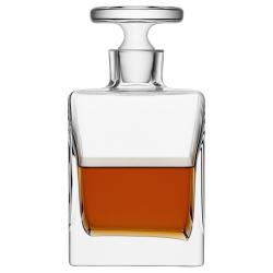 Quad Decanter, 1.1 litre, clear
