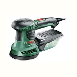 PEX 300 AE Electric random orbital sander, 270W, green